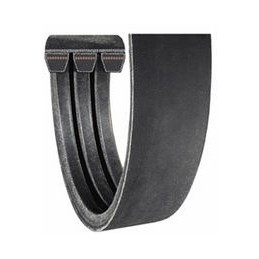 """3V710/04 / 3v banded Belt, 3/8"""" width belt"""