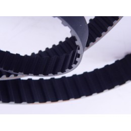100L100 / Type L Timing Belts. 10 in Pitch Length. 1 in Top Width.