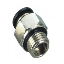 PC04-G01 Male Thread Push...