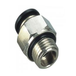 PC06-G01 Male Thread Push...