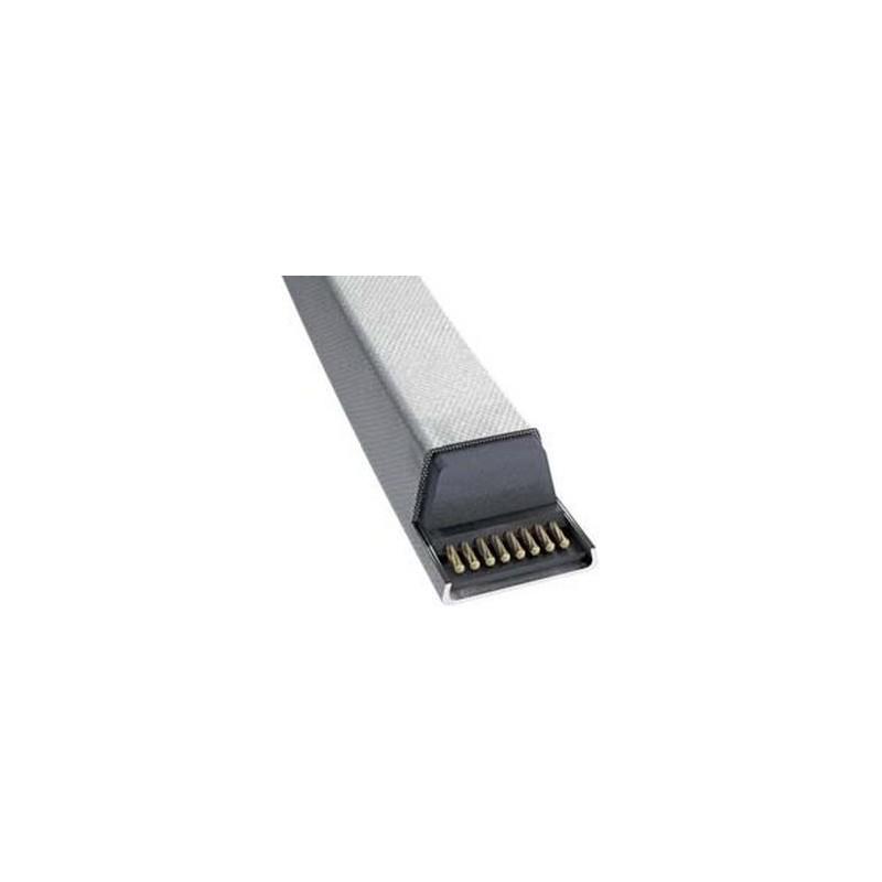 3V375 Deep Wedge Belt 3//8 X 37.5 V Belt For Deep Wedge Pulley