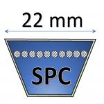 Correas Metricas Tipo SPC