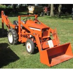 Replacement belt for compact tractor