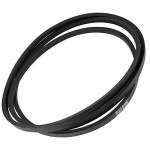 Replacement belt for riding mower