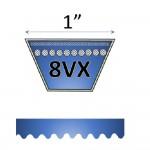 Correas Dentadas Tipo 8VX
