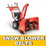 SNOW BLOWER BELTS