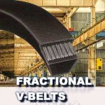 Fractional V belts