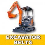 EXCAVATOR BELTS