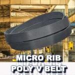 Micro Rib Poly V Belts