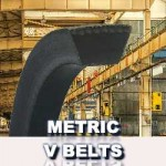 Metric V Belts