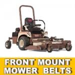FRONT MOUNT MOWER BELTS